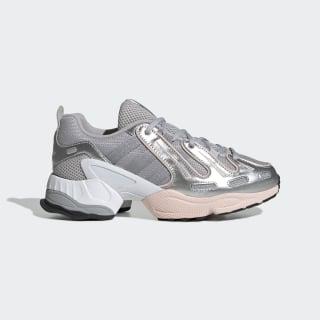 EQT Gazelle sko Grey Two / Matte Silver / Icey Pink EE5157