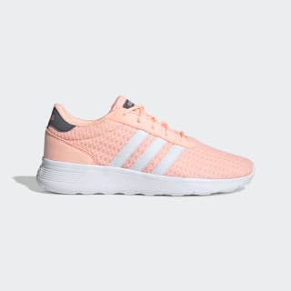 Tênis Lite Racer clear orange / ftwr white / dust pink F34662