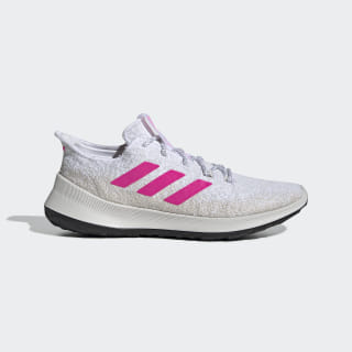 Sensebounce+ Shoes Cloud White / Shock Pink / Grey One G27237