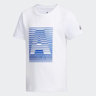 Tričko Cotton White EH4042