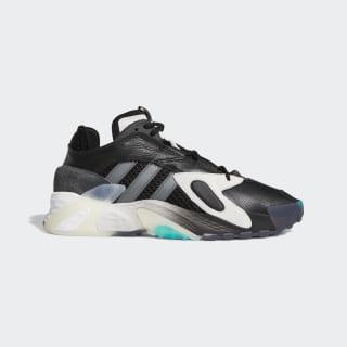 Streetball Shoes Core Black / Cloud White / Hi-Res Aqua EE4968