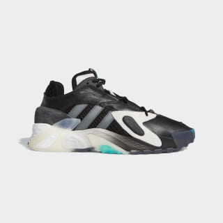 Zapatillas Streetball Core Black / Cloud White / Hi-Res Aqua EE4968
