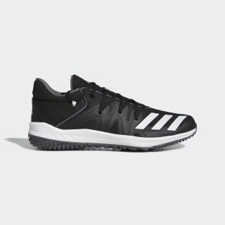 Speed Turf Shoes Core Black / Cloud White / Grey DB3431