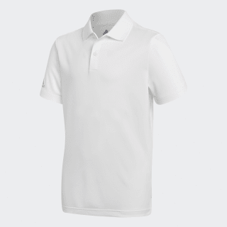 Tournament Polo Shirt White CX4868