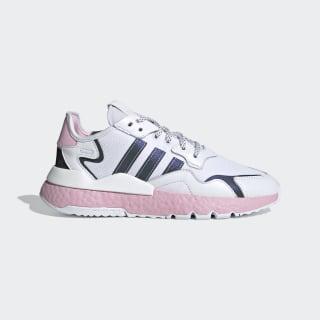 Nite Jogger Schoenen Cloud White / True Pink / Core Black EG7942