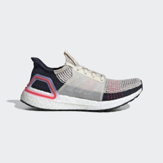 Кроссовки для бега Ultraboost 19 clear brown / ftwr white / legend ink F35284