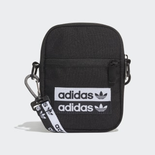 Canguro R.Y.V FEST BAG black/white EJ0975