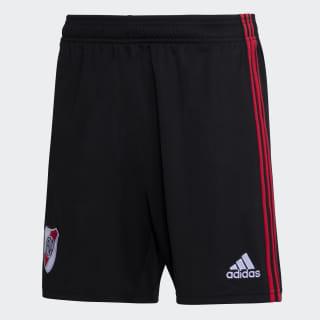 Shorts de la Tercera Equipación de River Plate black DP2825