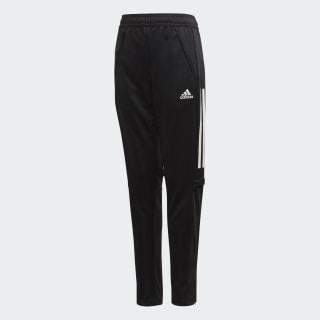 Pantaloni da allenamento Condivo 20 Black / White EA2479