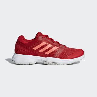 Chaussure Barricade Club Scarlet / Flash Red / Ftwr White AH2099