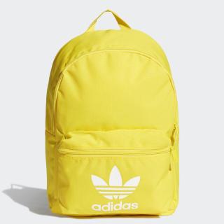 กระเป๋าสะพายหลังทรงคลาสสิก Adicolor Yellow ED8672