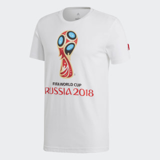 FIFA World Cup Emblem Tee White CW2088