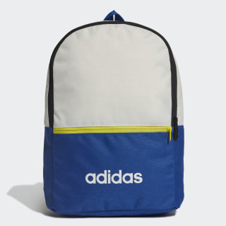 Mochila Clássica Royal Blue / Chalk White / White FM6751