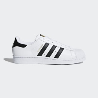 Zapatilla Superstar Footwear White / Core Black / Cloud White C77124