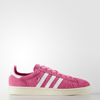 Campus Shoes Semi Solar Pink / Cloud White / Cream White BZ0069