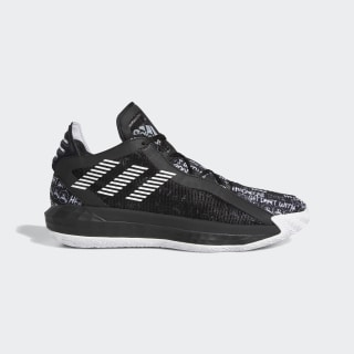 Dame 6 Shoes Core Black / Cloud White / Core Black FU6807