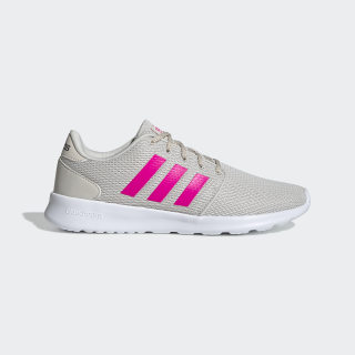 QT Racer Shoes Raw White / Shock Pink / Cloud White EF8714