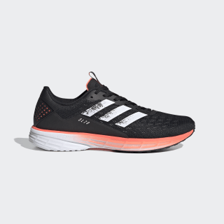 SL20 Schuh Core Black / Cloud White / Signal Coral EG1144