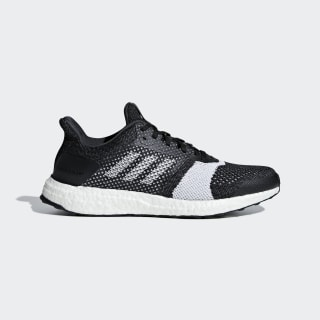 UltraBOOST ST Shoes Core Black / Ftwr White / Carbon B37694