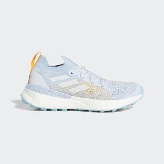 Terrex Two Ultra Parley Trail Running Shoes Dash Grey / Cloud White / Blue Spirit EF2192