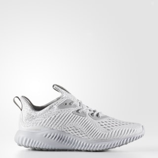 Alphabounce AMS Shoes Clear Grey / Multi Solid Grey / Core Black BW1132