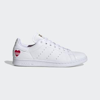 Stan Smith Shoes Cloud White / Cloud White / Scarlet FW6390