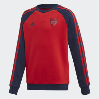 Mikina Arsenal Crew Scarlet / Collegiate Navy EH5620