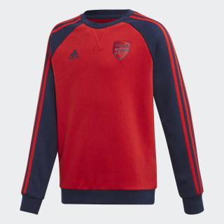 Sweat-shirt Arsenal Crew Scarlet / Collegiate Navy EH5620