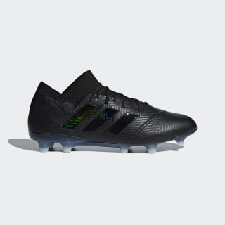 Calzado de Fútbol NEMEZIZ 18.1 FG CORE BLACK/CORE BLACK/FTWR WHITE DB2078