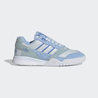 A.R. Trainer Schuh Glow Blue / Real Blue / Ash Grey EE5410