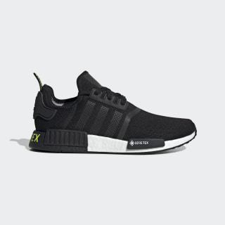 NMD_R1 GTX Shoes Core Black / Core Black / Solar Yellow EE6433