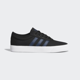 Adiease Shoes Core Black / Collegiate Navy / Cloud White DB3111
