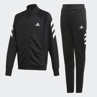 Pants Con Sudadera Yb Xfg Ts Black / White ED6215