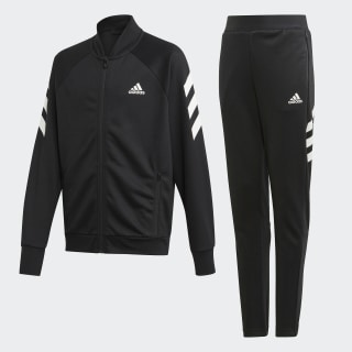 Track Suit Black / White ED6215