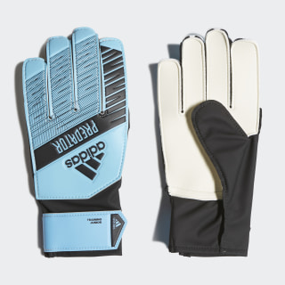 Predator Training Eldiven Bright Cyan / Black DY2611