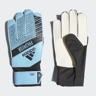 Predator Training Goalkeeper Gloves Bright Cyan / Black DY2611