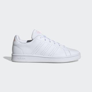 Advantage Base Shoes Cloud White / Glow Pink / Core Black EE7510
