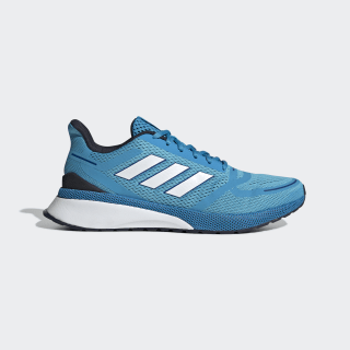Zapatillas Nova Run Shock Cyan / Cloud White / Legend Ink EE9263