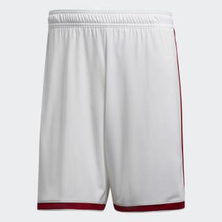 Regista 18 Shorts White / Power Red CF9601