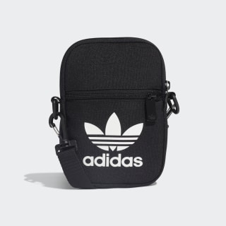 Trefoil Festival Bag Black EI7411