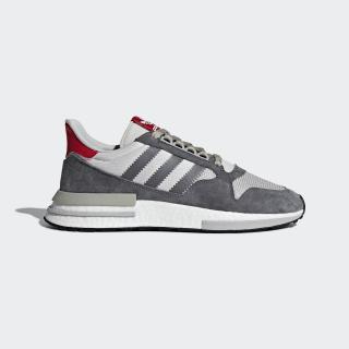 Sapatos ZX 500 RM Grey Four / Ftwr White / Scarlet B42204