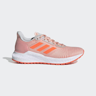 Zapatillas Solar Ride Glow Pink / Hi-Res Coral / Cloud White EF1441
