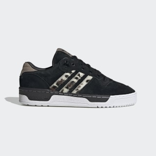 Rivalry Low Schoenen Core Black / Off White / Simple Brown EG8772