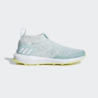 RapidaRun Laceless Shoes Ash Green / Chalk White / Shock Yellow D97547