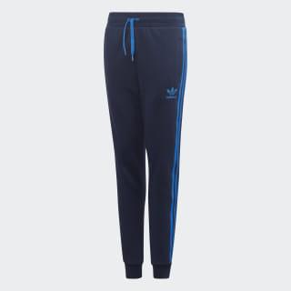 Pantalón 3 Rayas Collegiate Navy / Bluebird EJ9383