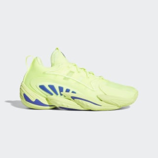 Crazy BYW X 2.0 Shoes Hi-Res Yellow / Active Blue / Hi-Res Yellow EE6009