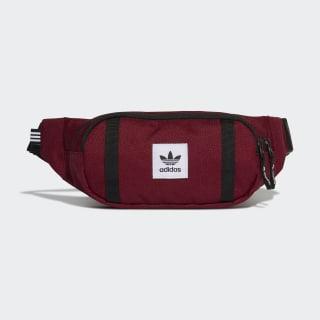 Premium Essentials Crossbody Bag Night Red DW7354