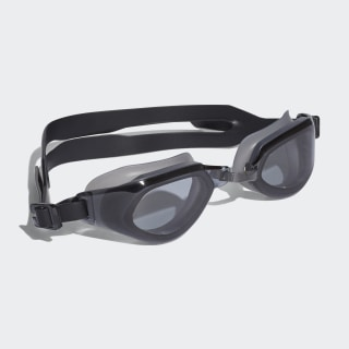 Persistar Fit Ontspiegelde Duikbril Smoke Lenses / Black / White BR1059