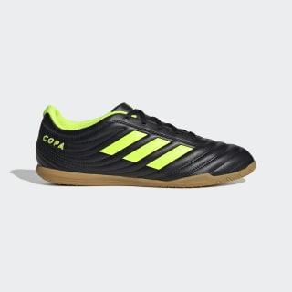 Chuteira Copa 19.4 - Futsal core black / solar yellow / core black BB8098