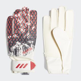 Predator 20 Manuel Neuer Training Torwarthandschuhe White / Black / Active Red FR8372
